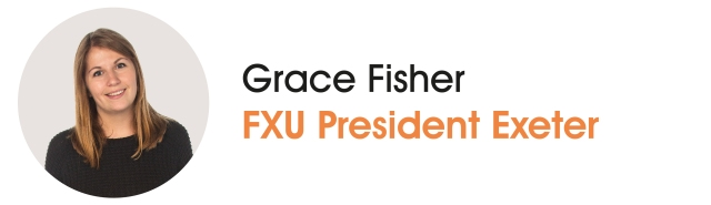 Grace Fisher, FXU President Exeter